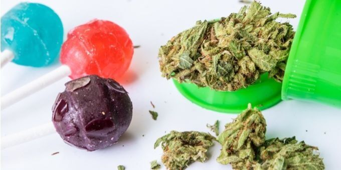 how to make cannabis candy